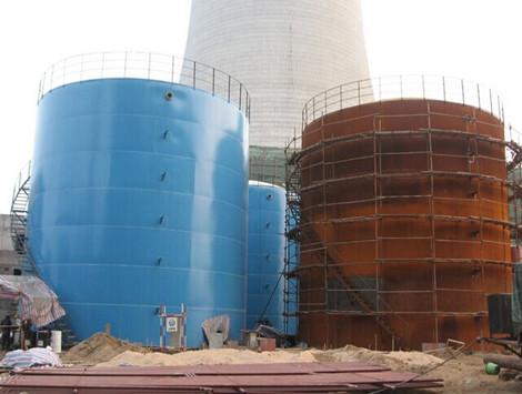 Q2600保温聚氨酯设备施工案例